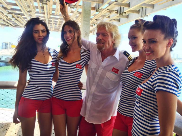 Richard Branson, Virgin Voyages
