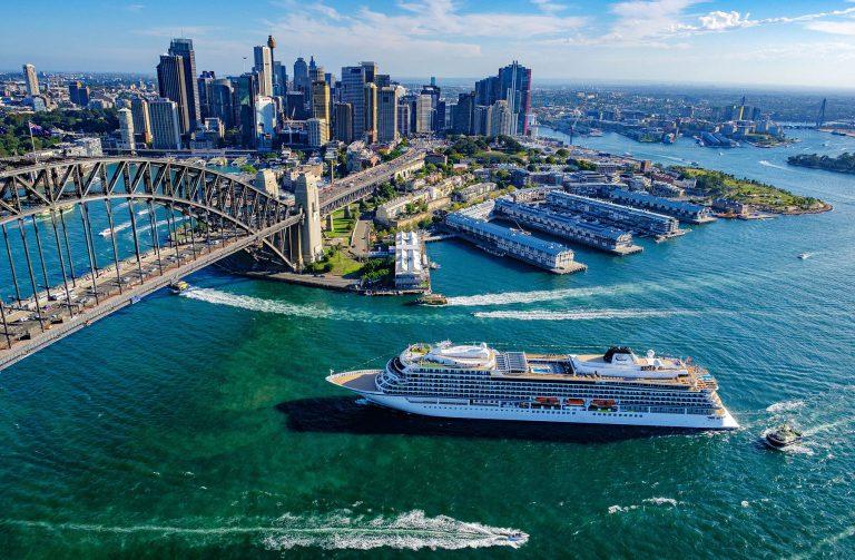 Viking Sun, Sydney