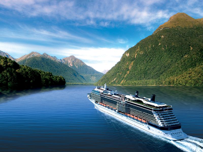 Flight Centre New Zealand cruise deals