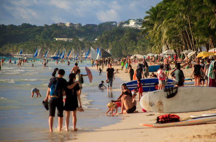 Boracay overtourism