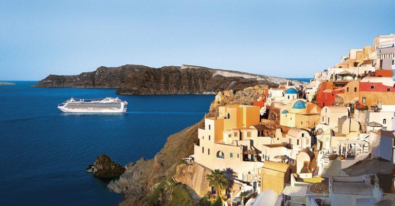 Princess Cruises in Europe
