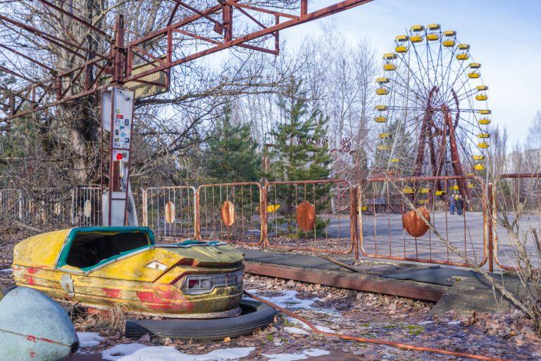 Chernobyl Shore Excursion